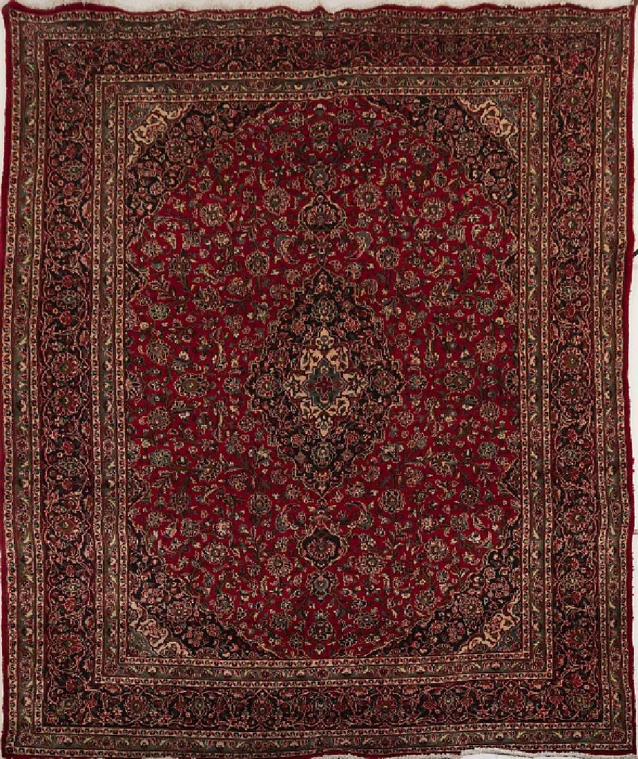 Large Isfahan carpet
