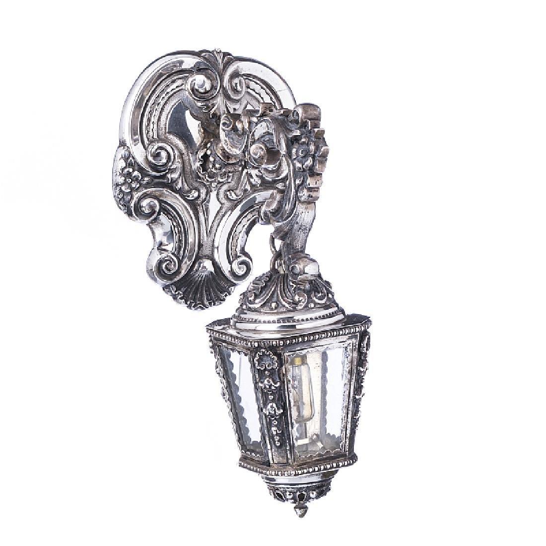 Wall lantern, D. JoAo V style
