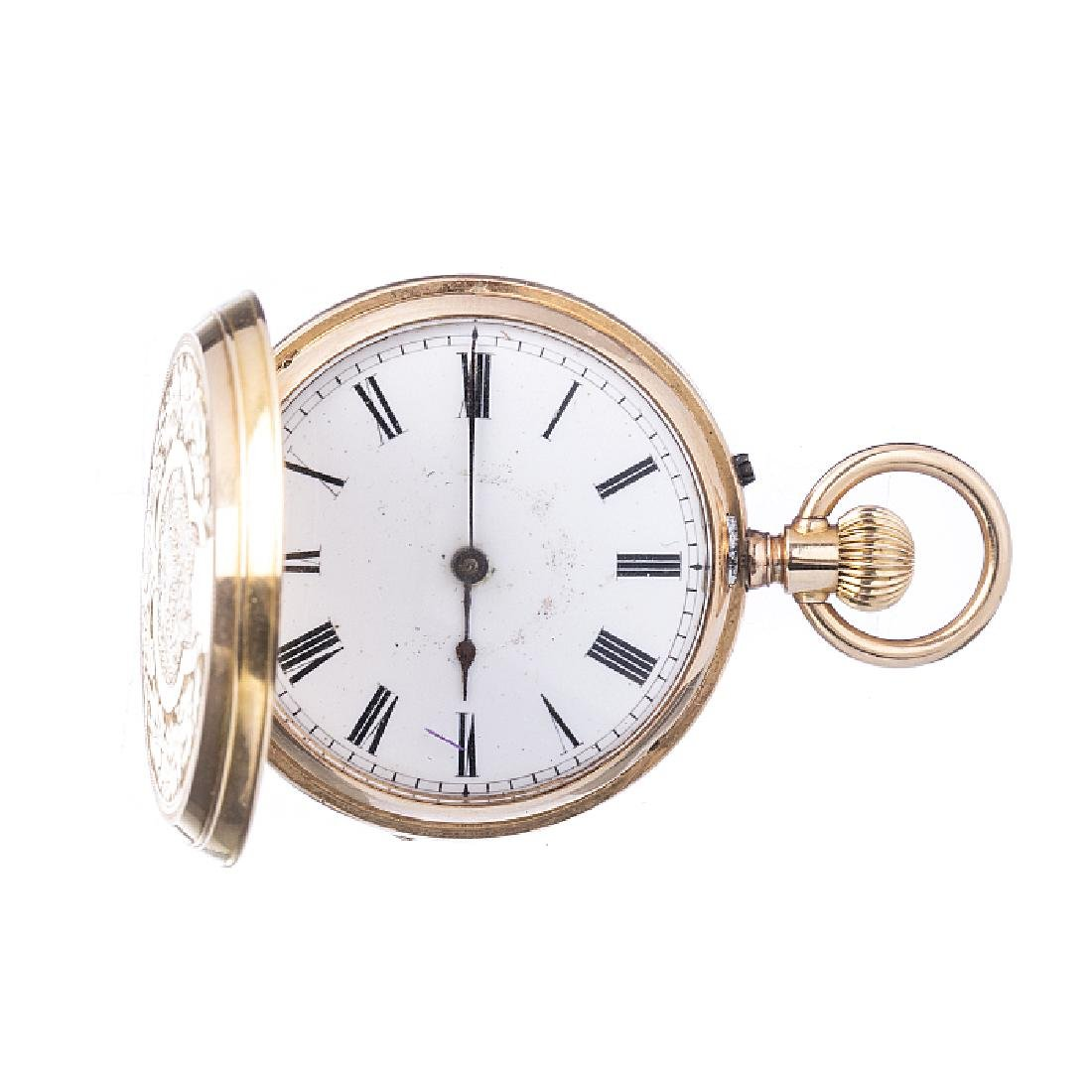 VACHERON CONSTANTIN - Pocket watch for ladies, in gold