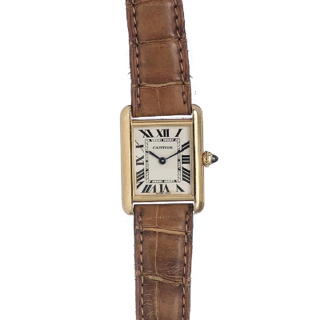 CARTIER - Wrist watch