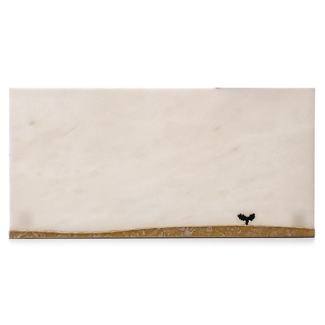 JOAO CUTILEIRO (b. 1937) - Plaque with a landscape