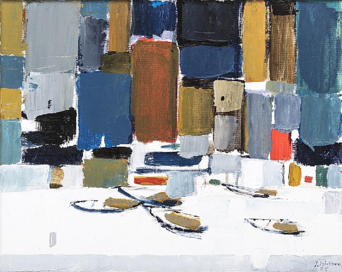 JAIME ISIDORO (1924-2009) - Untitled