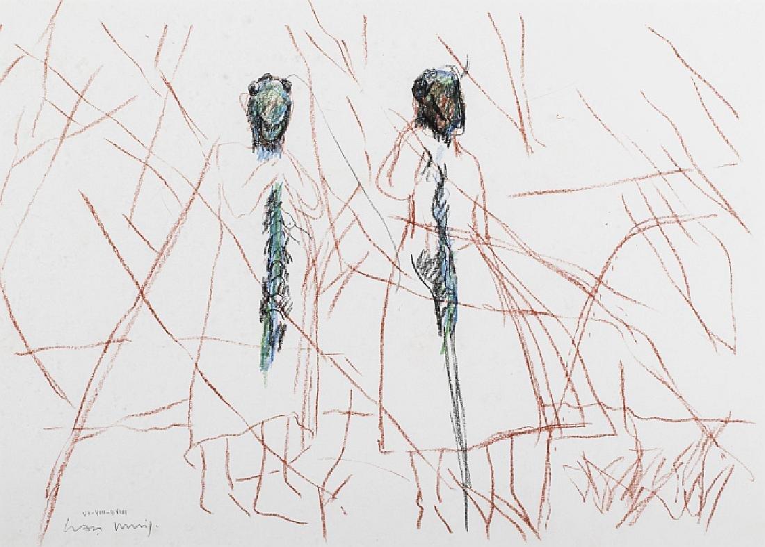 GRAÇA MORAIS (born in 1948) - Untitled