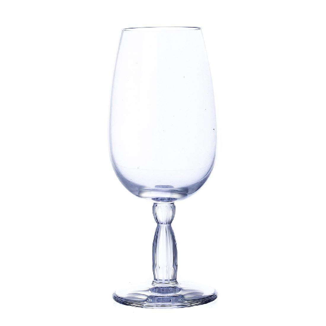 LALIQUE, FRANCE - Eleven Oporto glasses