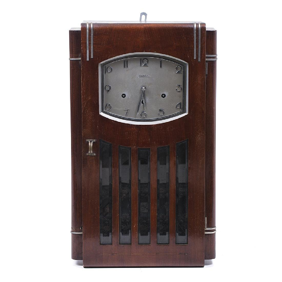 Art Deco wall clock, Reguladora
