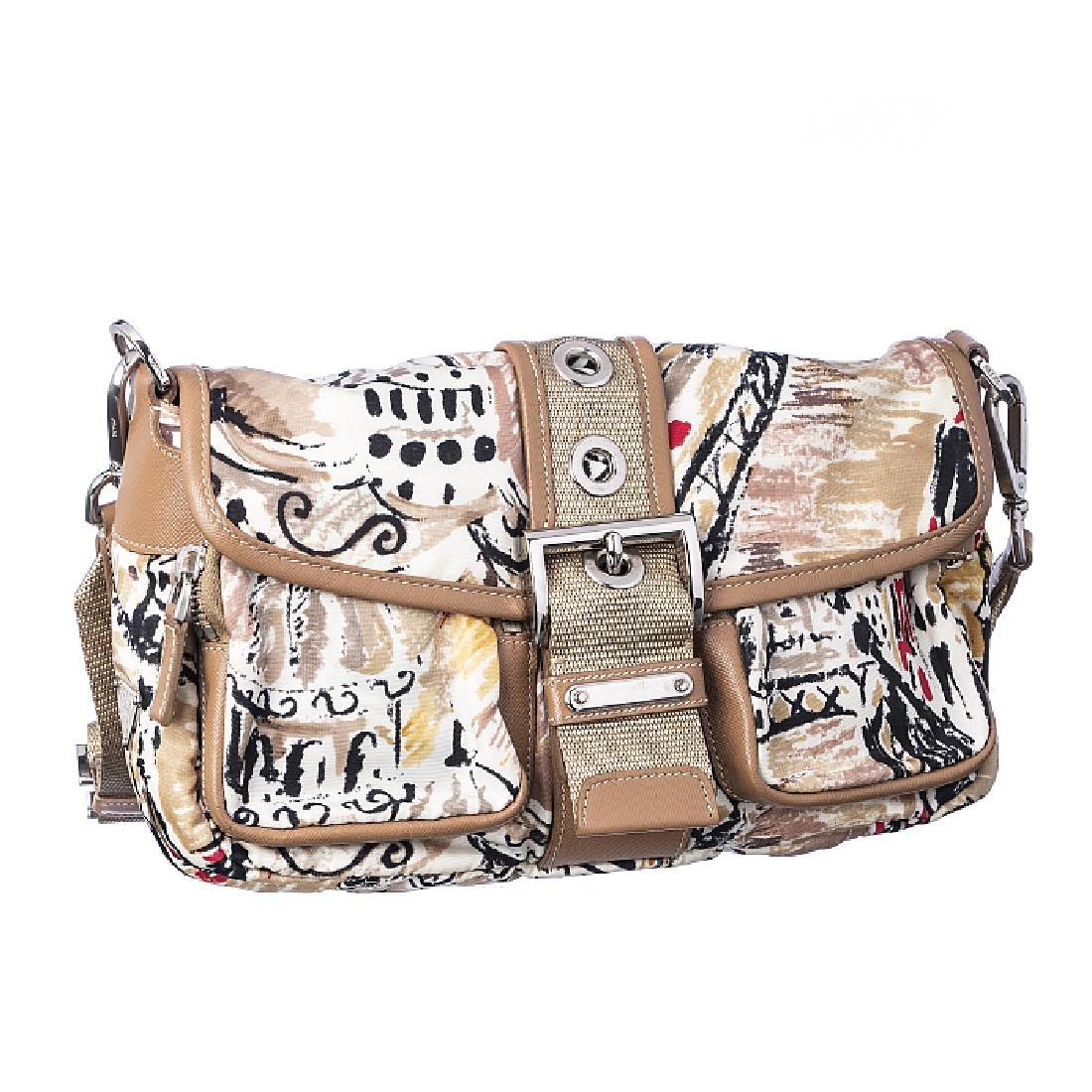PRADA - Bag in fabric