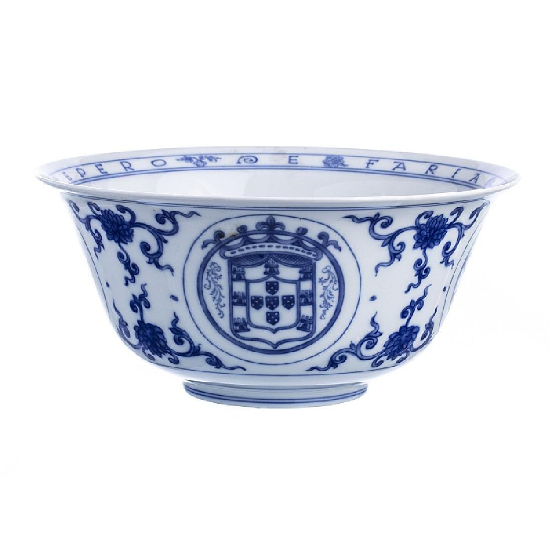 Pedro de Faria' bowl by Vista Alegre