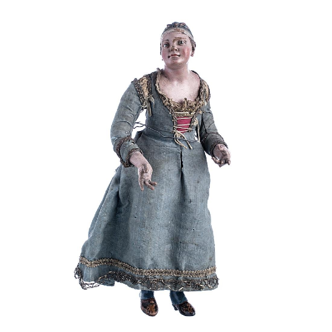 Neapolitan figure