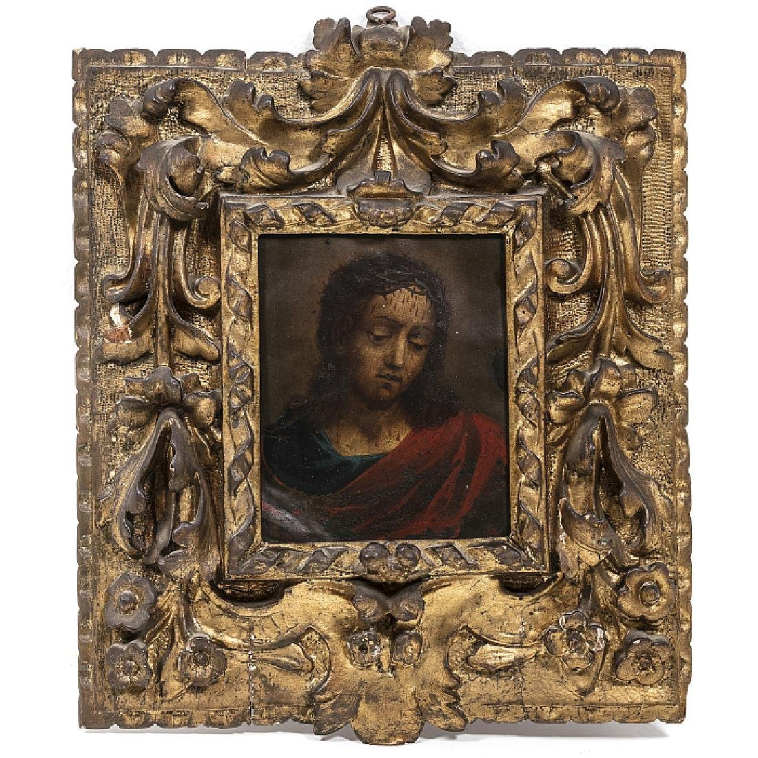 PORTUGUESE SCHOOL, 17th century - Jesus Christ