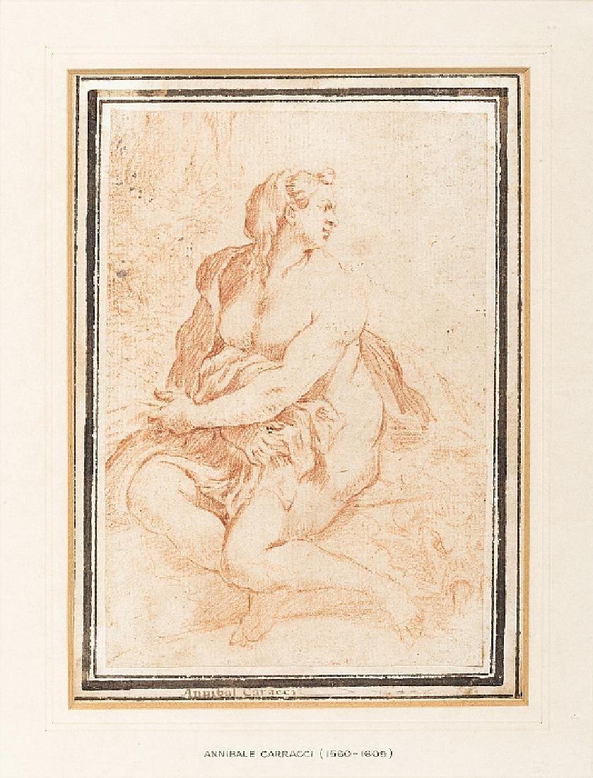 ANNIBALE CARRACCI (1560-1609) (Attrib.) - Feminine