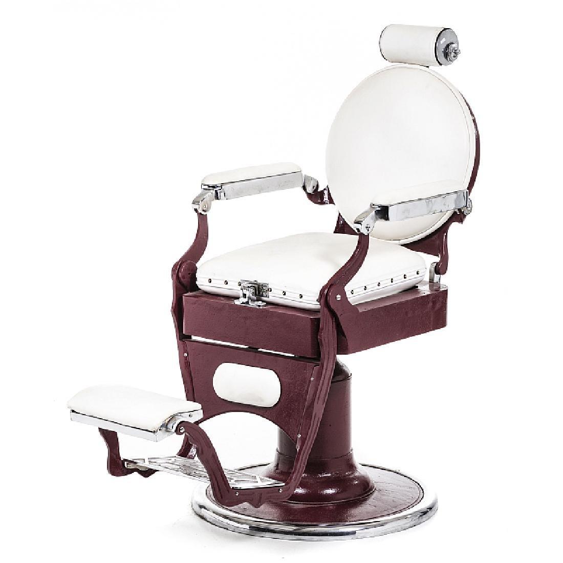 Barber chair, Pessoa, Lisboa