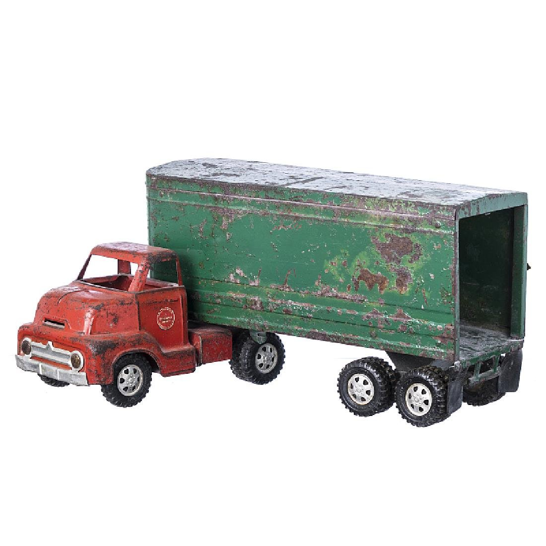DUNWELL TOYS - Toy truck