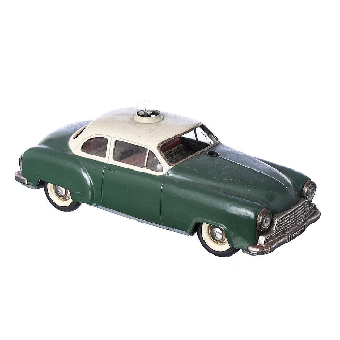 SCHUCO - Electro Alarm-Car toy