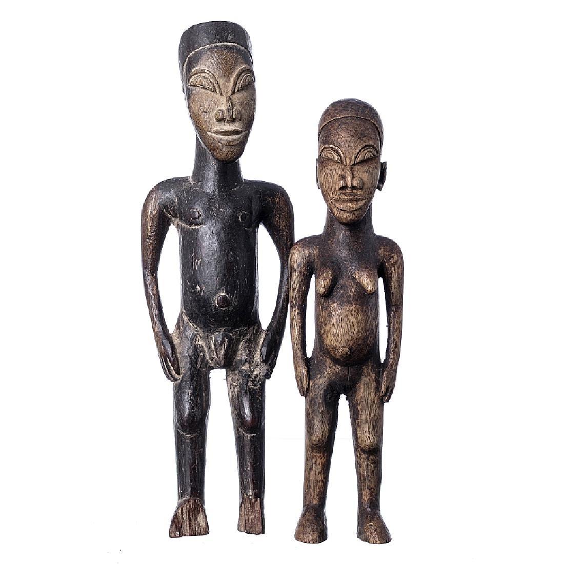 LOBI - Pair of figures