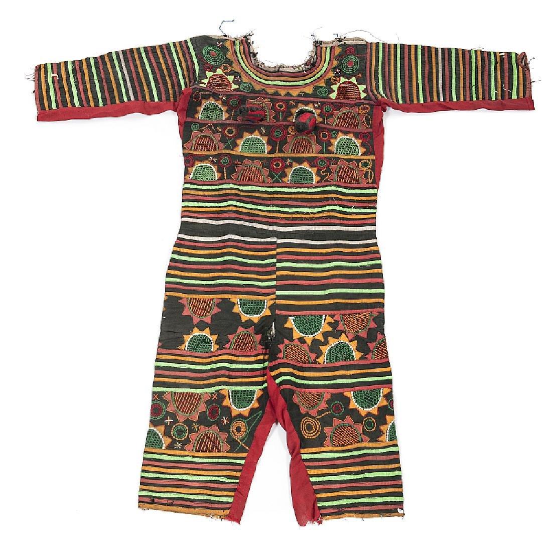 IGBO - Garment for masked dancer