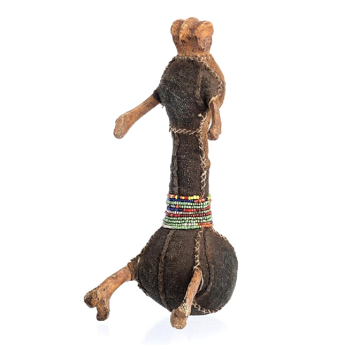 TURKANA - Beaded bone Doll