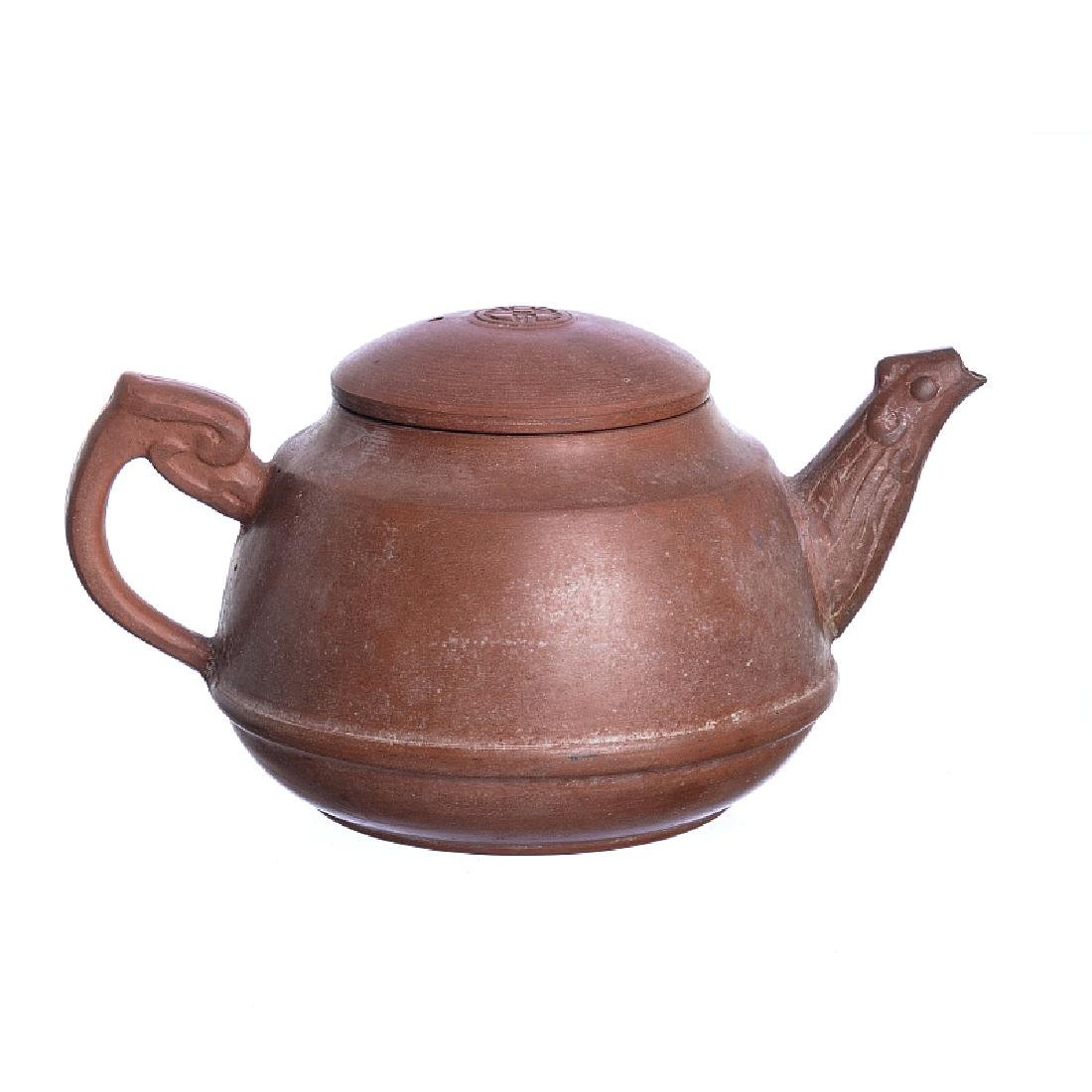 Yixing Chinese Ceramic Teapot