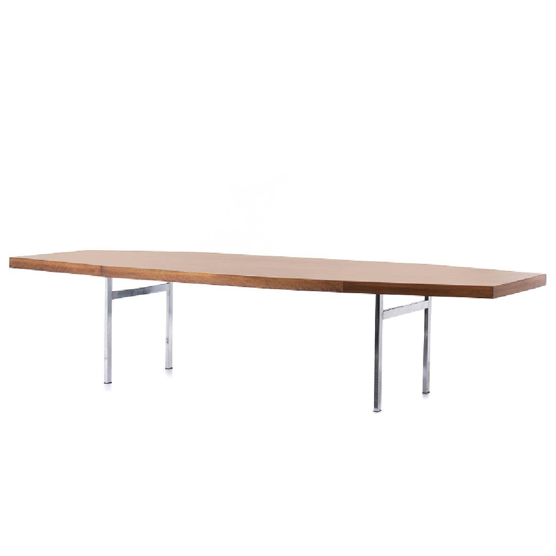 DACIANO DA COSTA (1930-2005) - Large conference table
