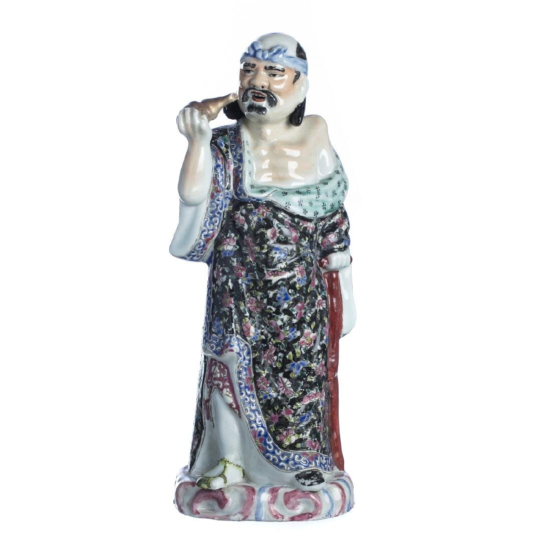 'Immortal' in chinese porcelain