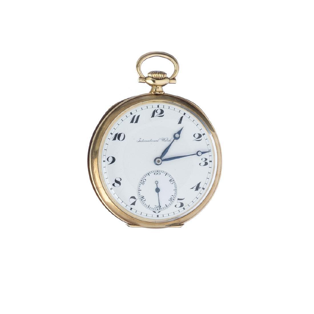 INTERNATIONAL WATCH & Co. - Pocket watch