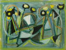 BENGT LINDSTROM (1925-2008) - 'Untitled'