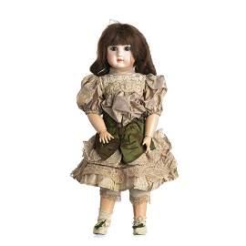 Jules Steiner Fre A bisque doll, Le Parisien