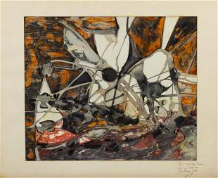 MARIO CESARINY (1923-2006) - 'Untitled'