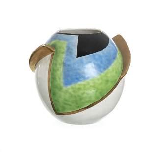 GAL, LISBOA - Art deco vase