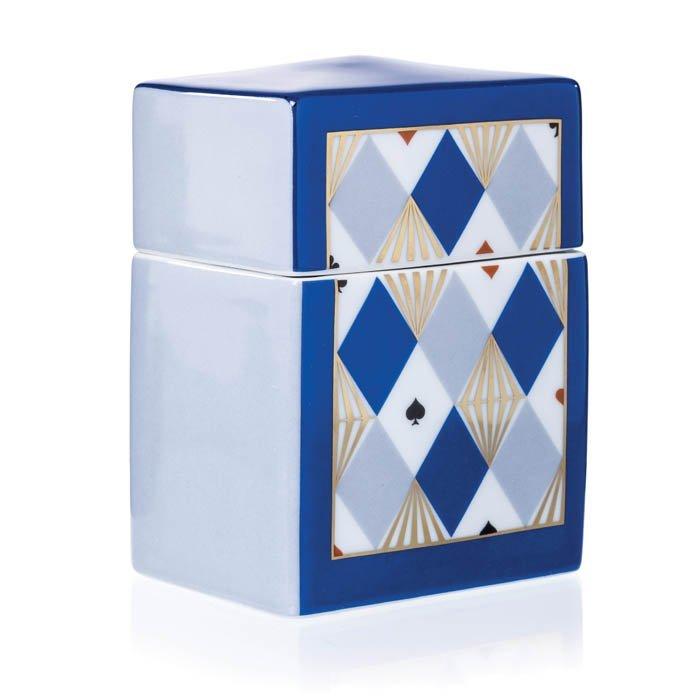 'Box of Suits' by Vista Alegre, Collectors Club