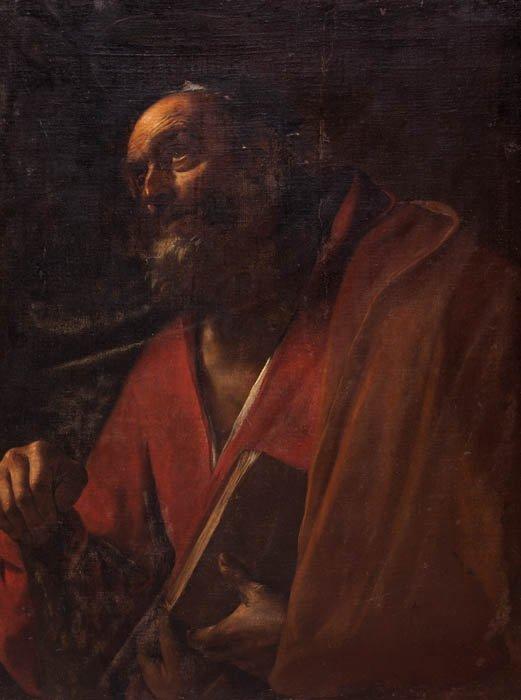 MATTIA PRETI, Il Cavaliere Calabrese (1613-1699) -