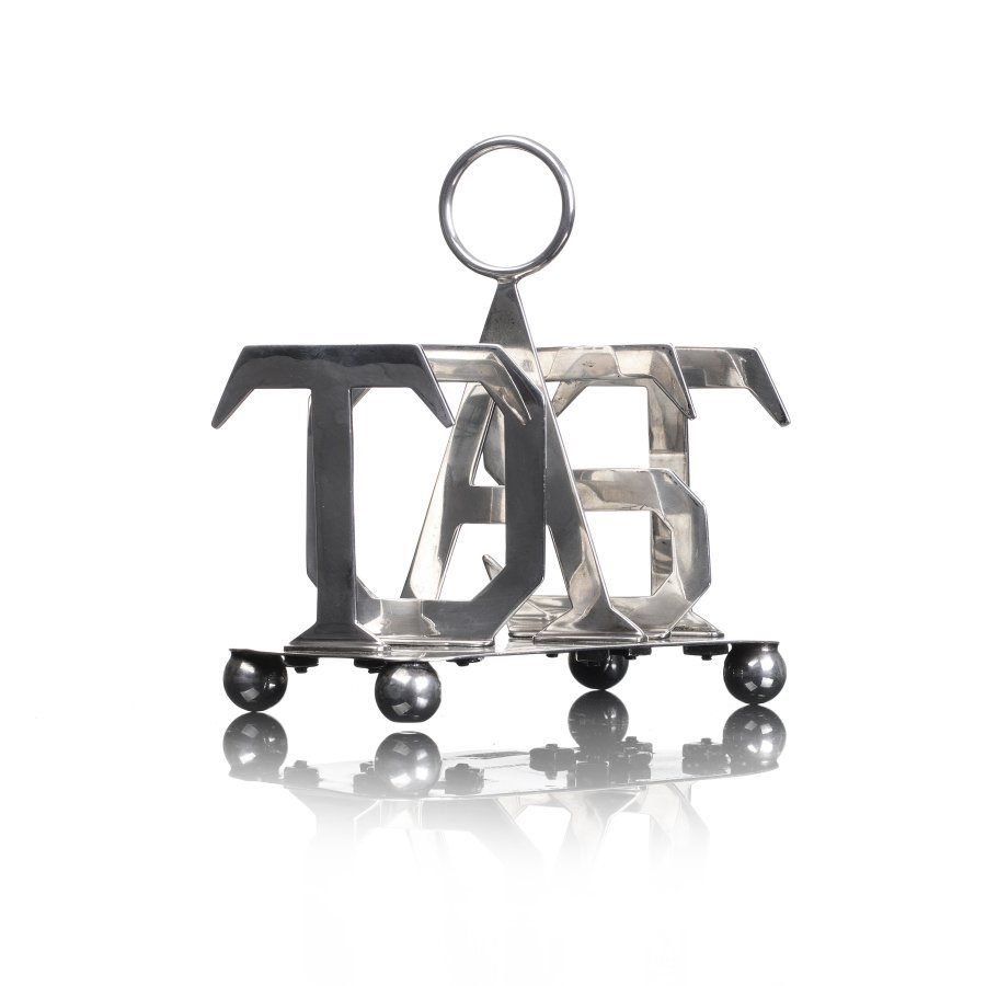 THORNHILL & Co - Toast holder in silver