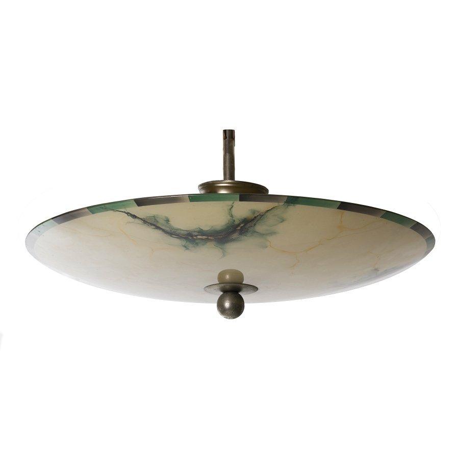 Ceiling lamp, Art deco