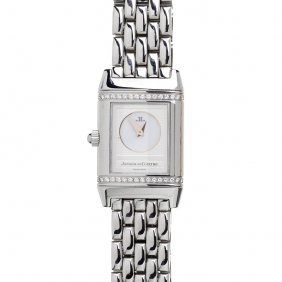 Jaeger-lecoultre - Lady's Watch, Duetto At The Bac