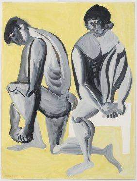 Maria Keil (born In 1914) - 'figures'