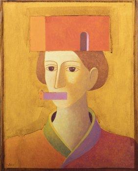 Alfredo Luz (n.1951) - 'untitled'