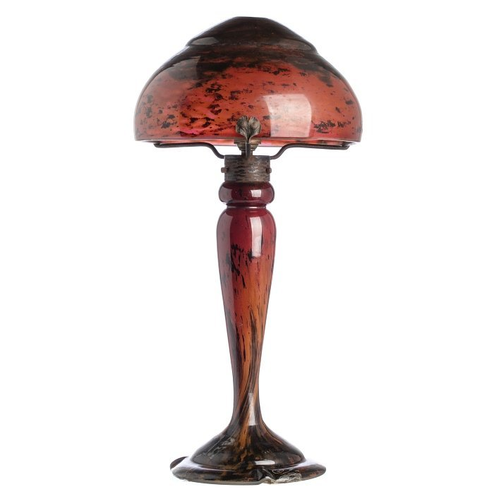 DAUM NANCY - Mushroom Table Lamp