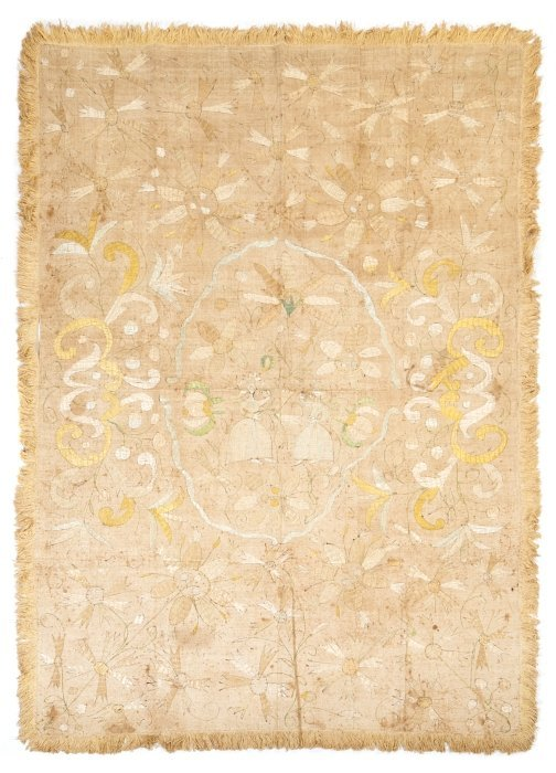 Bed cover from Castelo Branco, 18th century