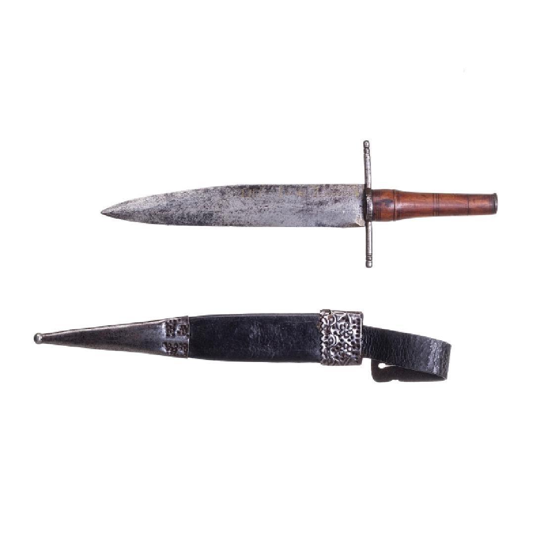 Spanish socket bayonet