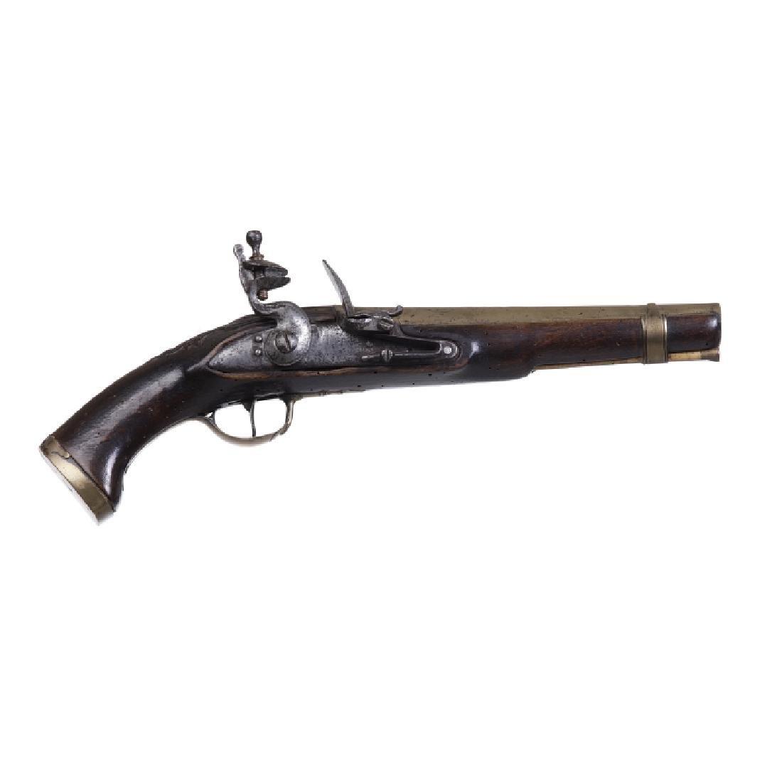 Navy pistol