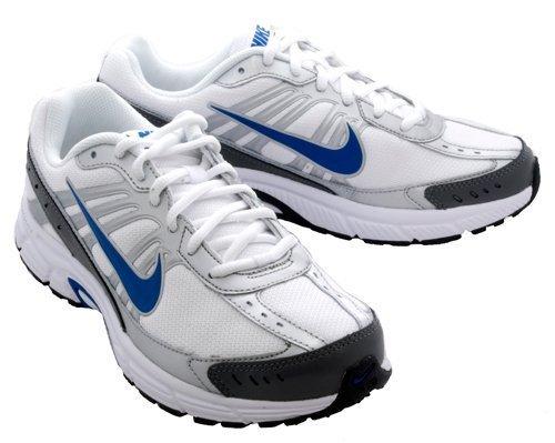 SIZE 6.5 Nike Dart 8 Mens 395841-102 (6.5, White/tm Roy