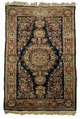 """A QAZVIN Wool Rug, EARLY 1940'S Dimensions: 7' x 4'4"""""""