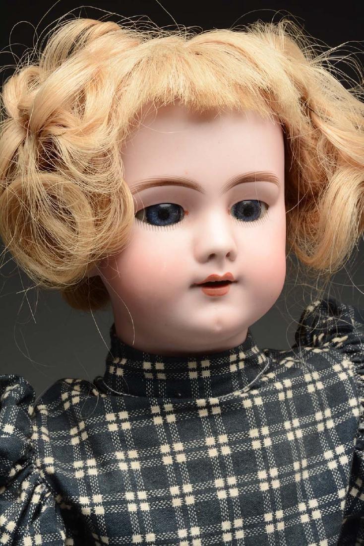 Lot Of 2: Mechanical R.D. Doll & DEP Walker Doll. - 2