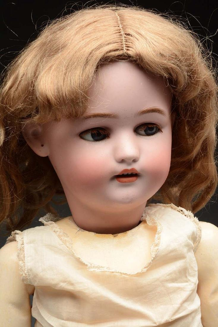 Lot Of 2: Mechanical R.D. Doll & DEP Walker Doll. - 3