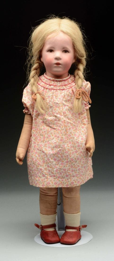 Käthe Kruse Doll VIII Girl.