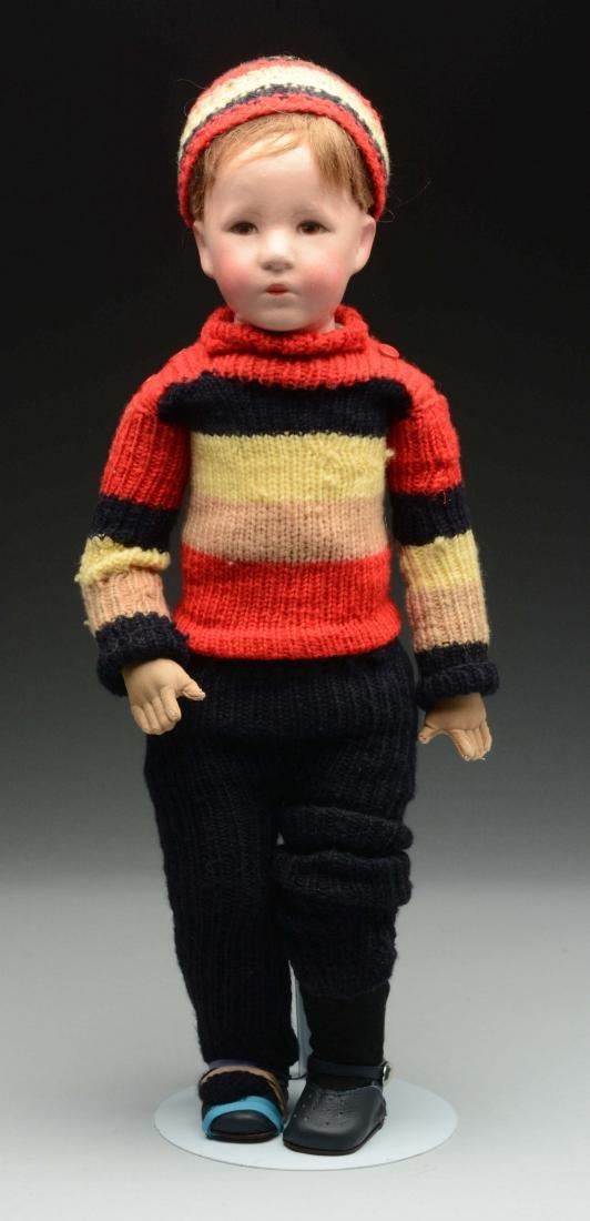 Käthe Kruse Doll VIII Boy.