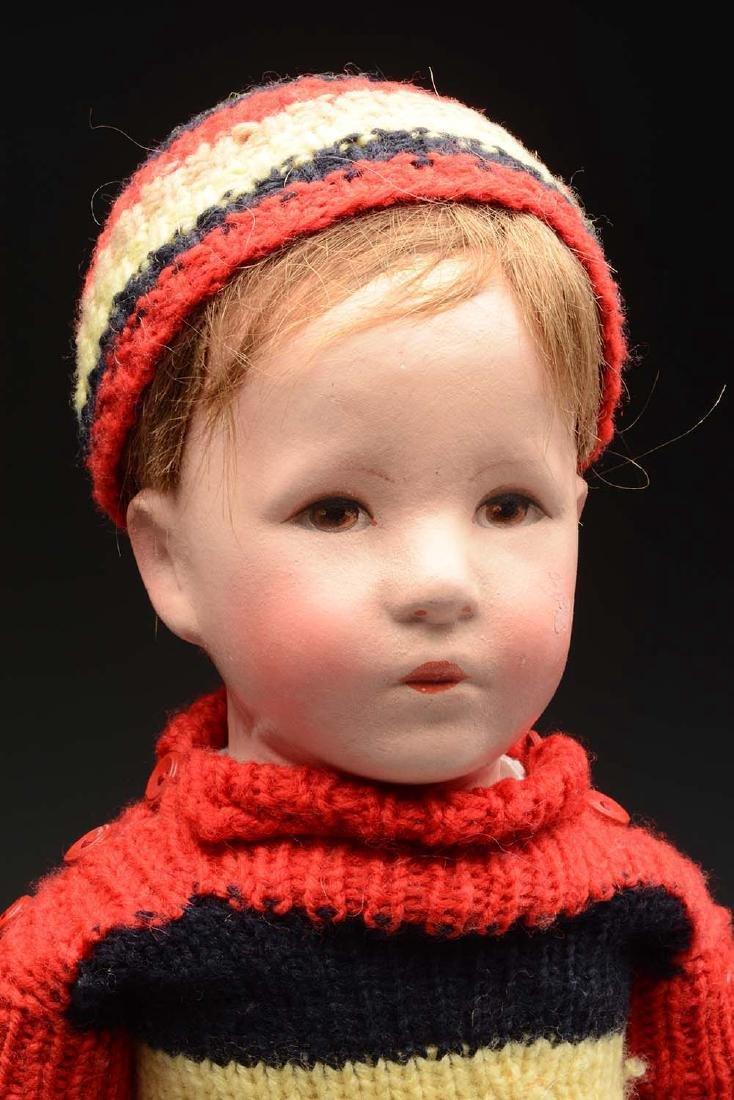 Käthe Kruse Doll VIII Boy. - 2