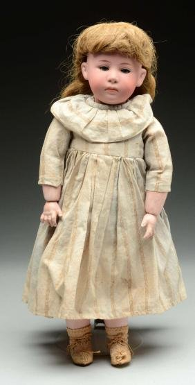 Heubach Pouty Character Doll.