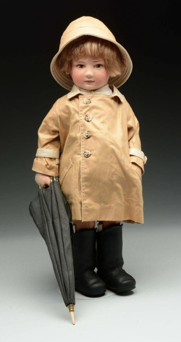 "R. John Wright ""Christopher Robin"" Doll."