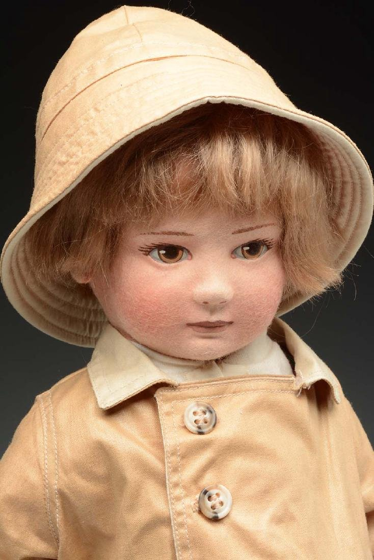 "R. John Wright ""Christopher Robin"" Doll. - 2"