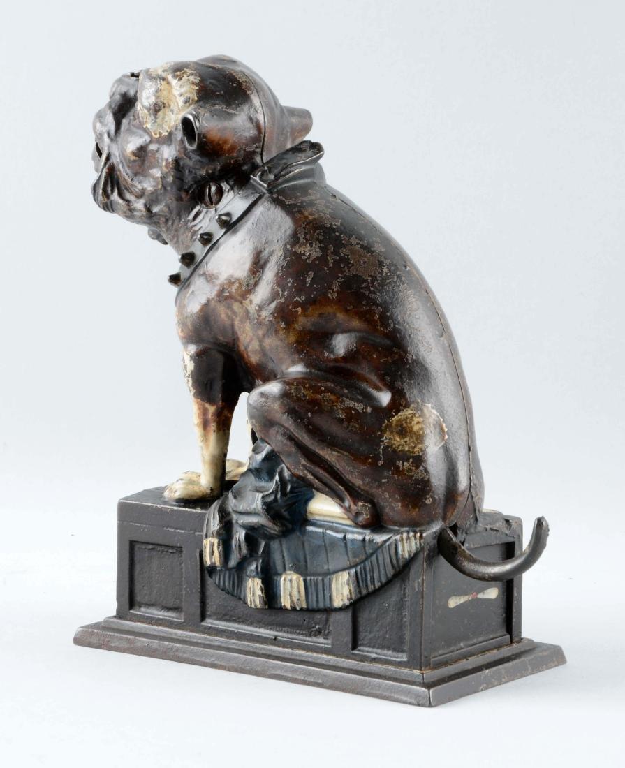 Bull Dog Mechanical Bank. - 2